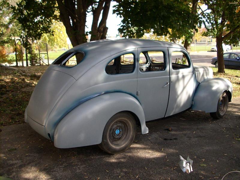 Vintage locksmiths for 1940 ford 4 door sedan